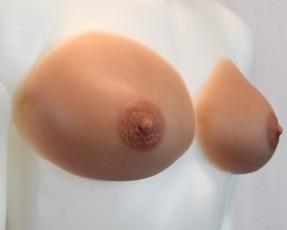 aphrodite breastforms vanilla skintone